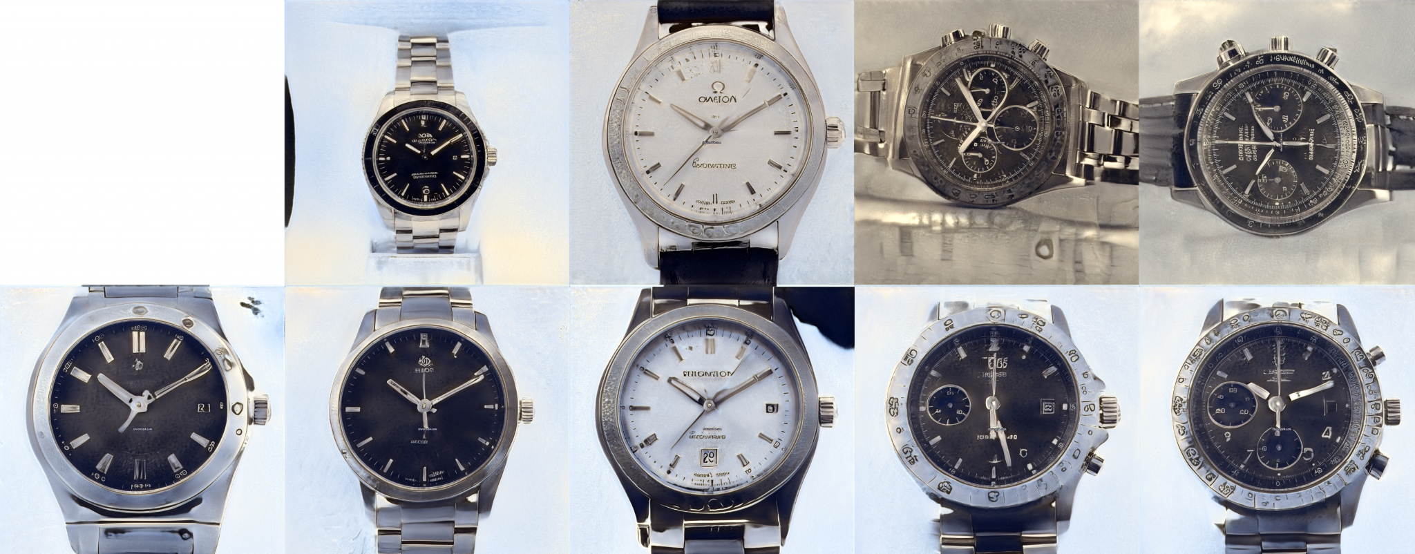 WatchGAN: Advancing generated watch images with styleGANs - Digital