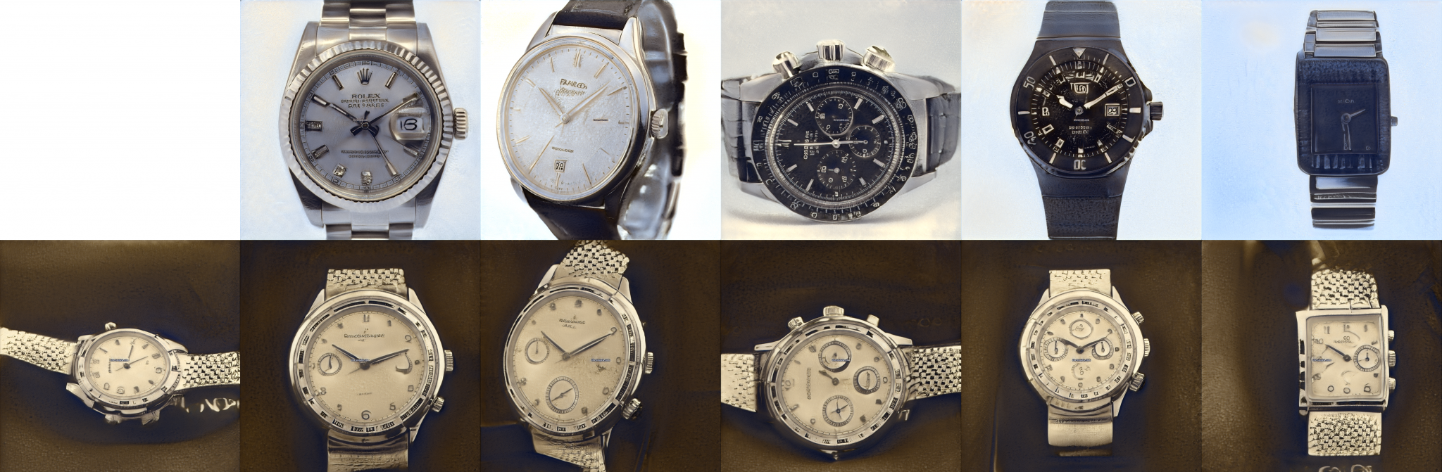 WatchGAN: Advancing generated watch images with styleGANs